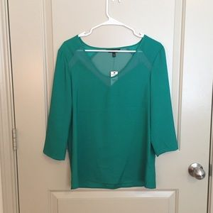 Green Express blouse